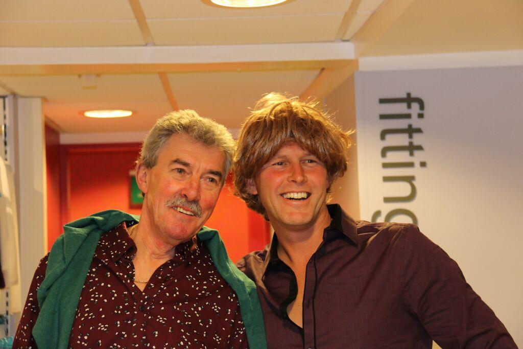 Bernard & Richard