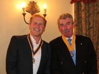 President Richard & Vice President Bernard