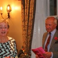Trish and Speaker Peter McLellan