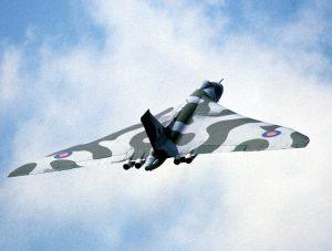 Vulcan Bomber